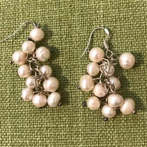 f6a2bd509 nouvelle pearl Jewelry - Elle Florence( Youtuber) white chandelier earrings